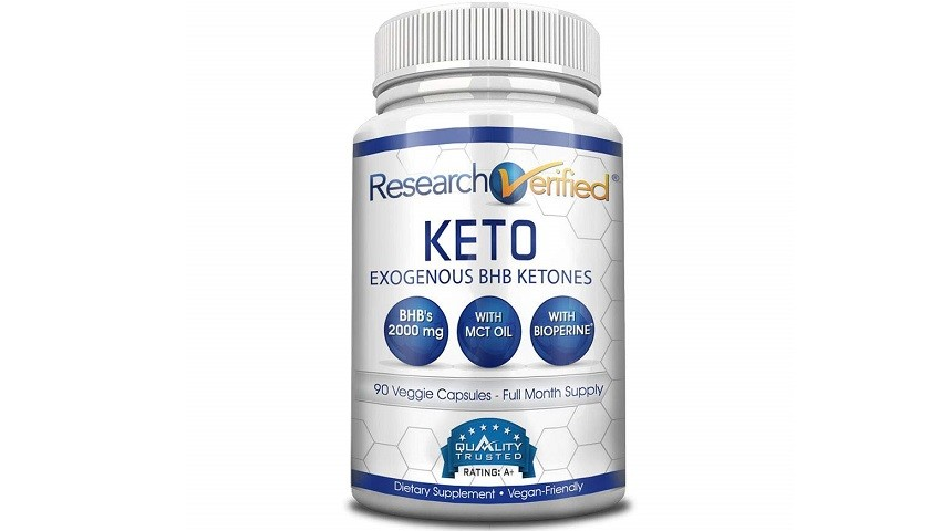 Research Verified Keto for Weight Loss
