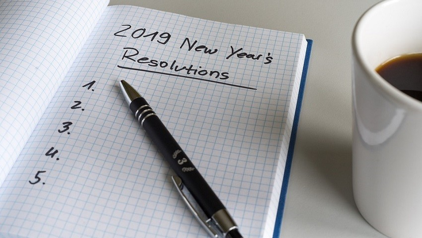 New Year's Resolutions - How To Stick To Them