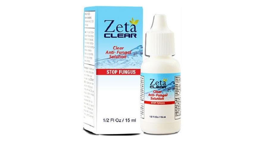 Zeta Clear Antifungal Review Authority Health