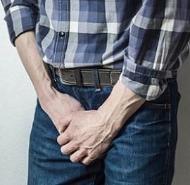 Man prostate cancer, inflammation, premature ejaculation