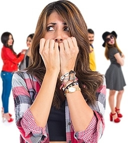 Photo of Woman with Social Anxiety