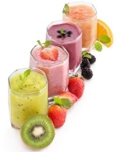 Glass of Smoothies