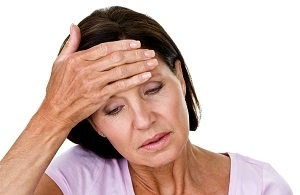 Mature Woman with Hot Flashes