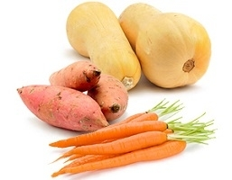 Vitamin A Rich Foods for Hair Loss